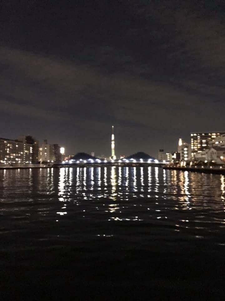 東京湾スカイツリー