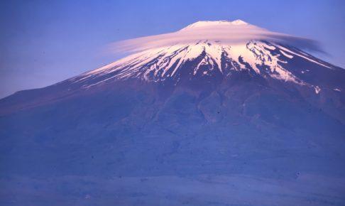 鉢巻富士立座山
