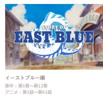 イーストブルー編