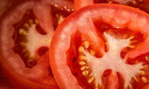 トマト輪切り