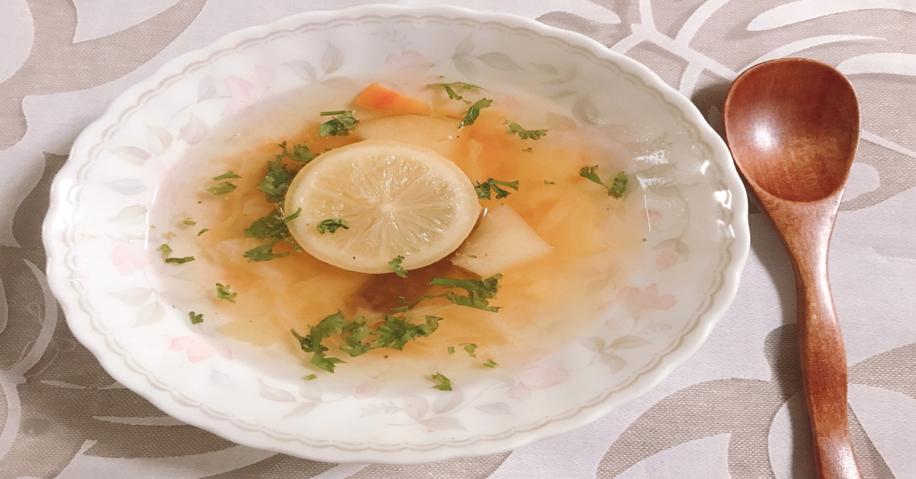 フルーツトマトスープ画像