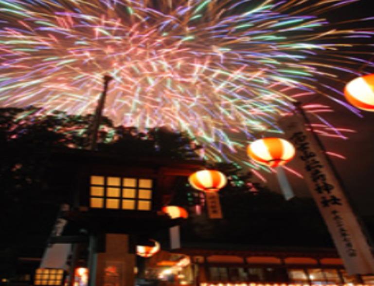 富士山神社例大祭画像