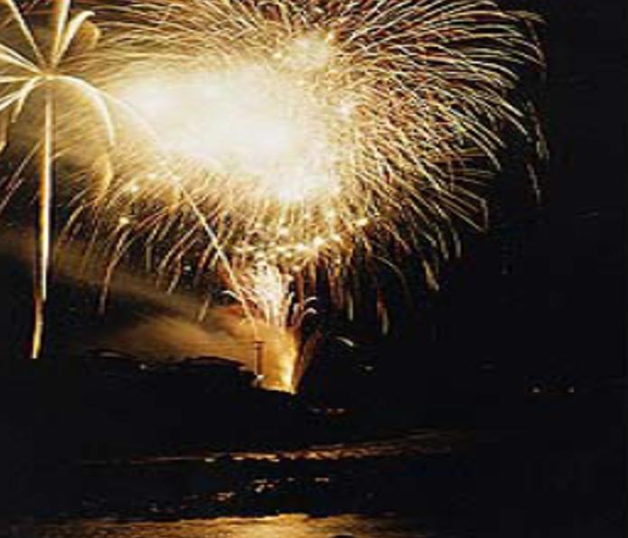 阿智夏祭り画像