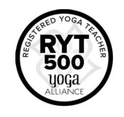 全米ヨガアライアンス認定500時間(RYT500)
