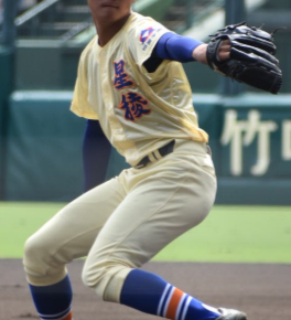 奥川恭伸投手