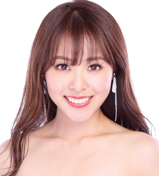 岡田茉里乃(ミスワールドジャパン2019ミス・ヨガ大賞)のヨガ