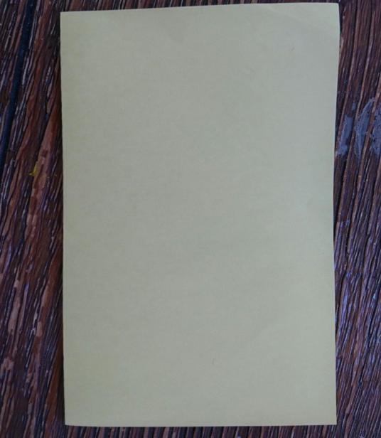 いちょう材料折り紙