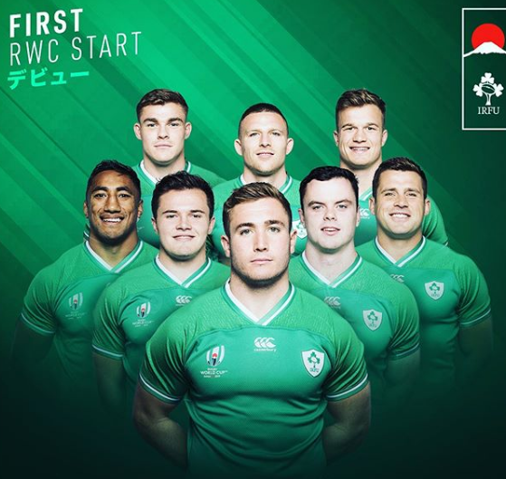 2019ラグビーワールドカップアイルランドの注目選手は誰?戦力予想を紹介!