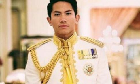 ブルネイ王子