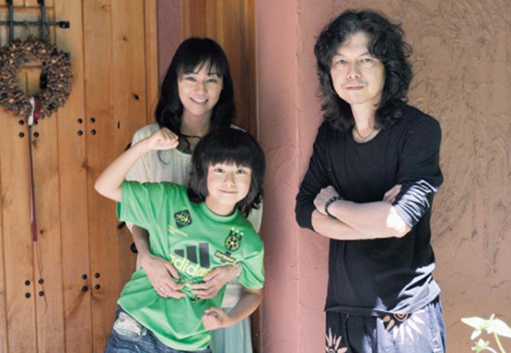 木暮 武彦再婚後の家庭