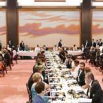 饗宴の儀会場