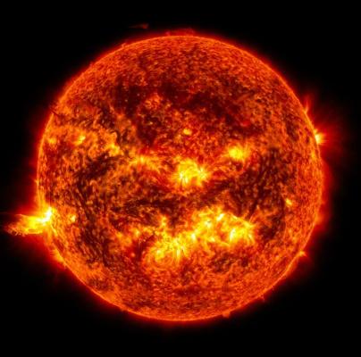 NASAの太陽観測画像