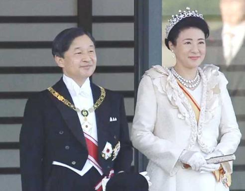 両陛下の画像