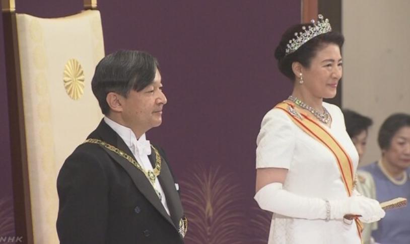 天皇皇后両陛下お写真