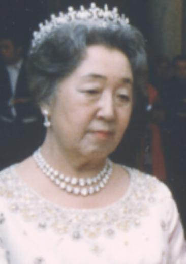 昭和天皇皇后
