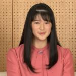愛子さまシースルー前髪