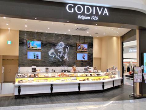 ゴディバ・イオンモール日の出店