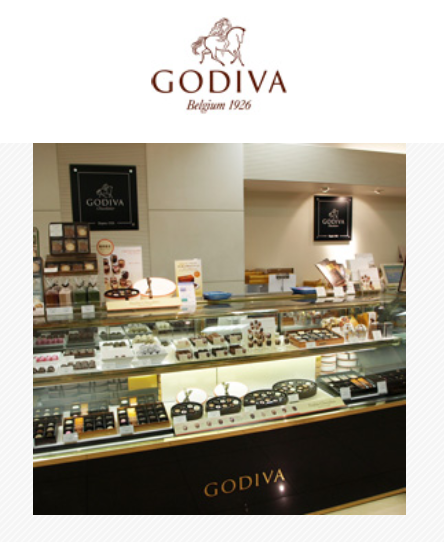 ゴディバ東急本店