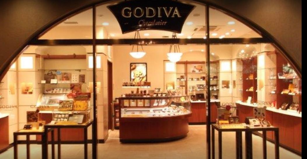 ゴディバ ホテルニューオータニ店