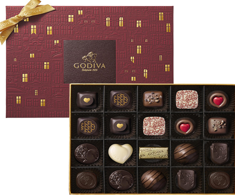 チョコレート・クロニクル・シック・アソートメント20粒